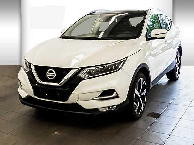 Nissan Qashqai - 1.7 dCi ALL-MODE 4x4i TEKNA NAV ACC RFK Pano