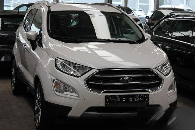 Ford EcoSport - 1,0 ECOBOOST AUTO. TITANIUM NAVI GSD LM17