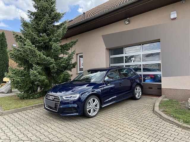 Audi A3 Sportback - 40 TFSI S-Line S-Tronic quattro Limited