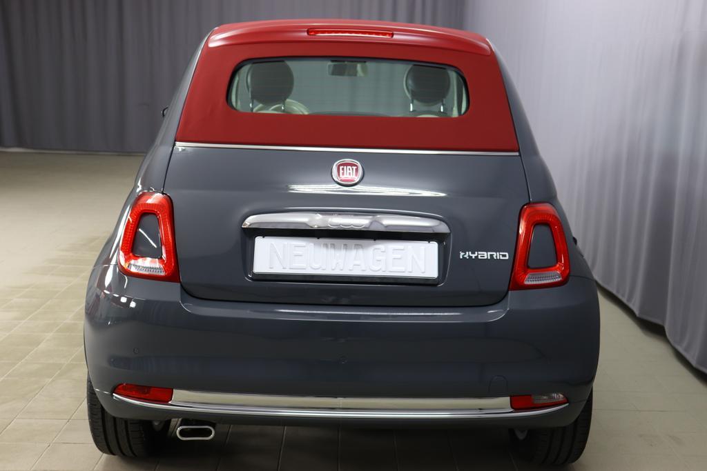 Fiat 500c Lounge Uvp 20 680 00 Euro 1 0 Gse Hybrid 70ps Serie8 Verdeck Rot City Paket Parksensoren Hinten Licht Und Regensensor Klimaanlage Nebelscheinwerfer Notrad Seitenschutzleisten Lackiert Mit Emblem 500 Uvm Gunstiger Kaufen