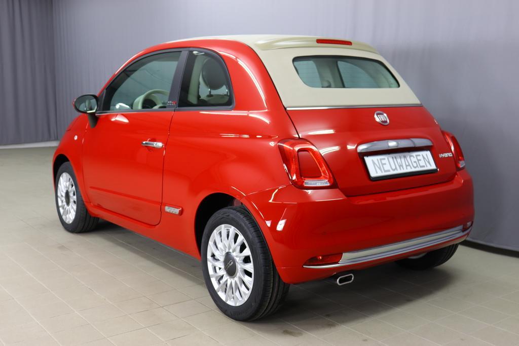 ZFA3120000JD629201.0 GSE N3 500C Cabrio Lounge  BSG Hybrid 6GANG 111 Pasodoble Red