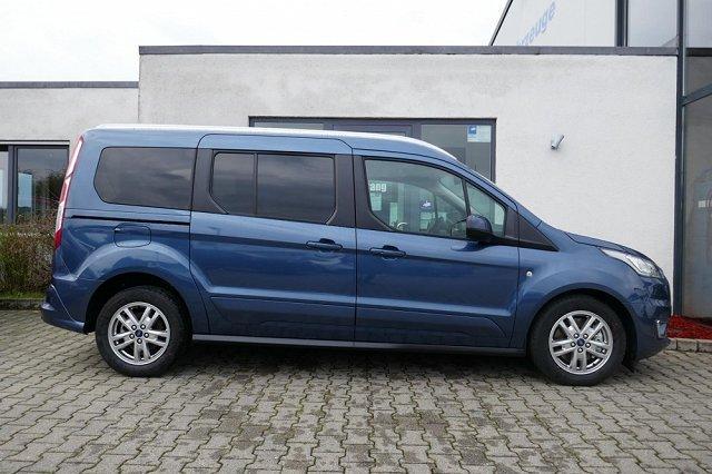 Ford Tourneo Connect - Grand TITANIUM 7Sitz/Xenon/7JGar