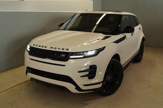 Land Rover Range Rover Evoque - D180 R-Dynamic SE 20 Alu BLACKPACK