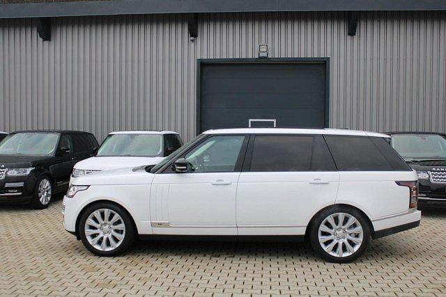 Land Rover Range Rover - LWB Vogue SE Supercharged
