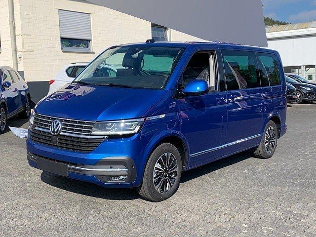 Volkswagen T6 Multivan - T6.1 Highline 4Mo DSG DCC AHK SOFORT