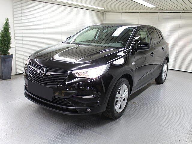 Opel Grandland X - 1.2 Start/Stop Automatik Edition