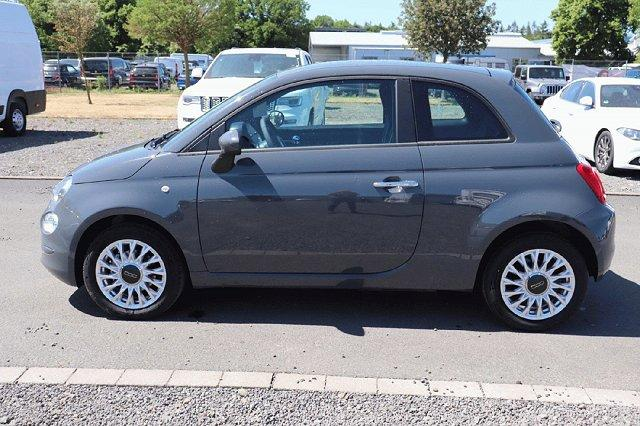Fiat 500 - .2 8V LOUNGE 51kW Dualogic deutsches Fzg NAV