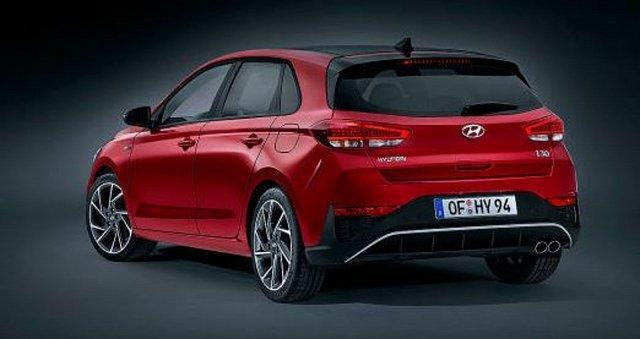 Hyundai i30 - 159 PS n. Modell! LED*Kamera*Nav uvm!