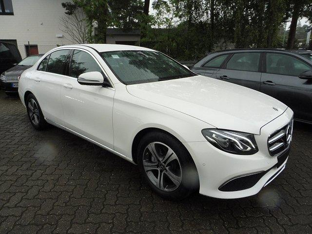 Mercedes-Benz E-Klasse - E 200 Limousine*AVANTGARDE*AUTOM*WIDE/KAM/LED