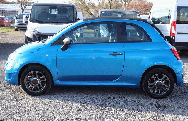 Fiat 500C - 1.2 8V Sport 51kW PDC DAB+ LM ANDROID/APPLE