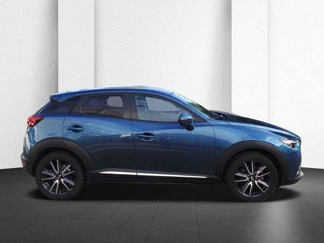 Mazda CX-3 - 2.0 SKYACTIV-G Sports-Line