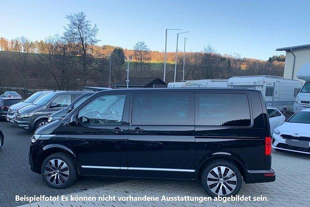 Volkswagen T6 Multivan - T6.1 Highline 4Mot. DSG Voll! Leder!