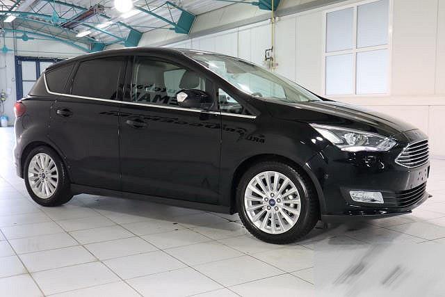 Ford C-MAX - COMPACT 1,0 ECOBOOST TITANIUM NAVI XENON LM17