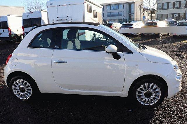 Fiat 500C - 1.2 8V Lounge E6DT APPLECARPLAY/ANDROID PDC