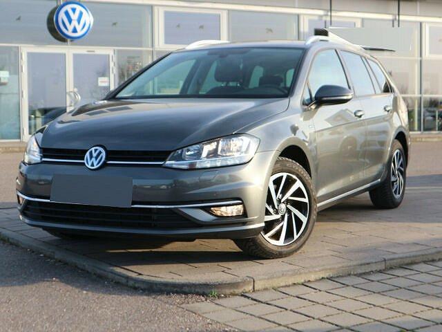 Volkswagen Golf Variant - VII 1.6 TDI DSG JOIN NAVI+AHK+SHZ+P