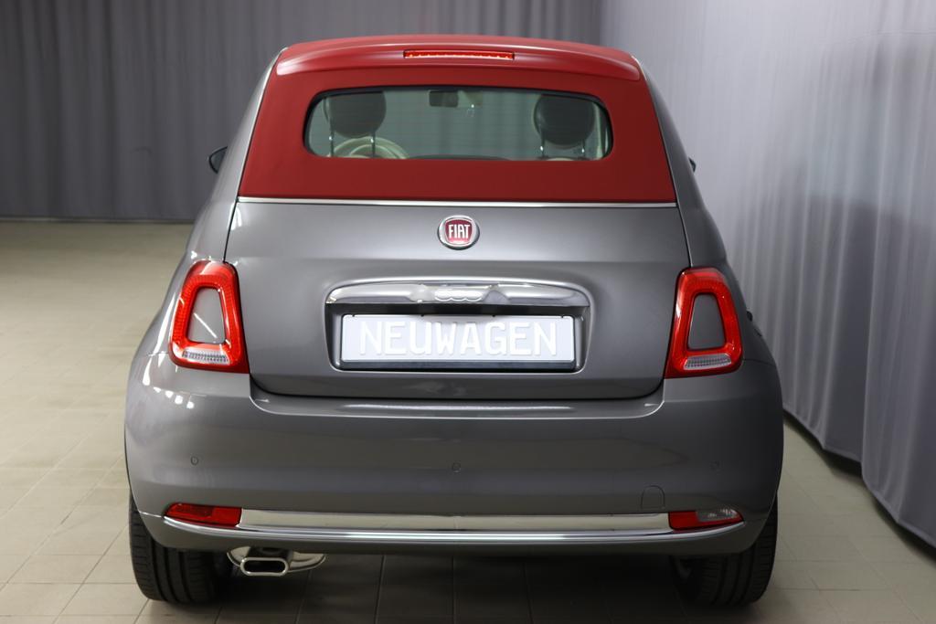 Fiat 500c Lounge Uvp 23020 Euro 1 2 Verdeck Rot Serie 8 Modell 2020 Uconnect Radio Mit 7 Hd Touchscreen Apple Car Play Klimaautomatik 16 Leichtmetallfelgen Notrad Parksensoren Hinten Uvm