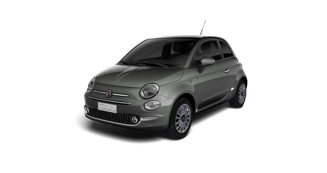 Fiat 500 - Lounge Sie sparen 6410,00 Euro 1,2 8V DUALOGIC Panoramadach, Klimaautomatik, PDC hinten, Apple Carplay / Android Auto, Licht und Regensensor, Nebelscheinwerfer, 15 Zoll Alufelgen, Notrad, COMFORT PAKET uvm.