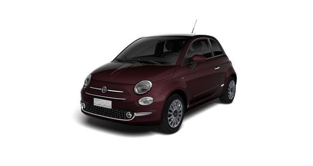 Fiat 500 - Lounge Sie sparen 6210,00 Euro 1,2 8V DUALOGIC Panoramadach, Klimaautomatik, PDC hinten, Apple Carplay / Android Auto, Licht und Regensensor, Nebelscheinwerfer, 15 Zoll Alufelgen, Notrad, COMFORT PAKET uvm.