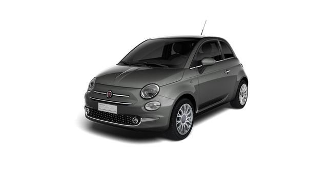 Fiat 500 - Star Sie sparen 6.100 Euro 1,2 8V Automatik, Vollleder, Sky-Dome Panorama, Navigationssystem, DAB, Klimaautomatik, PDC hinten, Apple Carplay / Android Auto, Licht und Regensensor, 16 Zoll Alufelgen, Notrad uvm.