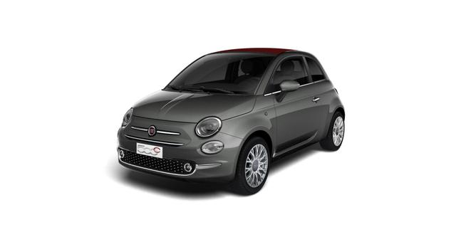 Fiat 500C - Star Sie sparen 6.000 Euro 1,2 8V Automatik, Navigationssystem, DAB, Klimaautomatik, PDC hinten, Apple Carplay / Android Auto, Licht und Regensensor, 16 Zoll Alufelgen, Notrad, Windschott uvm.