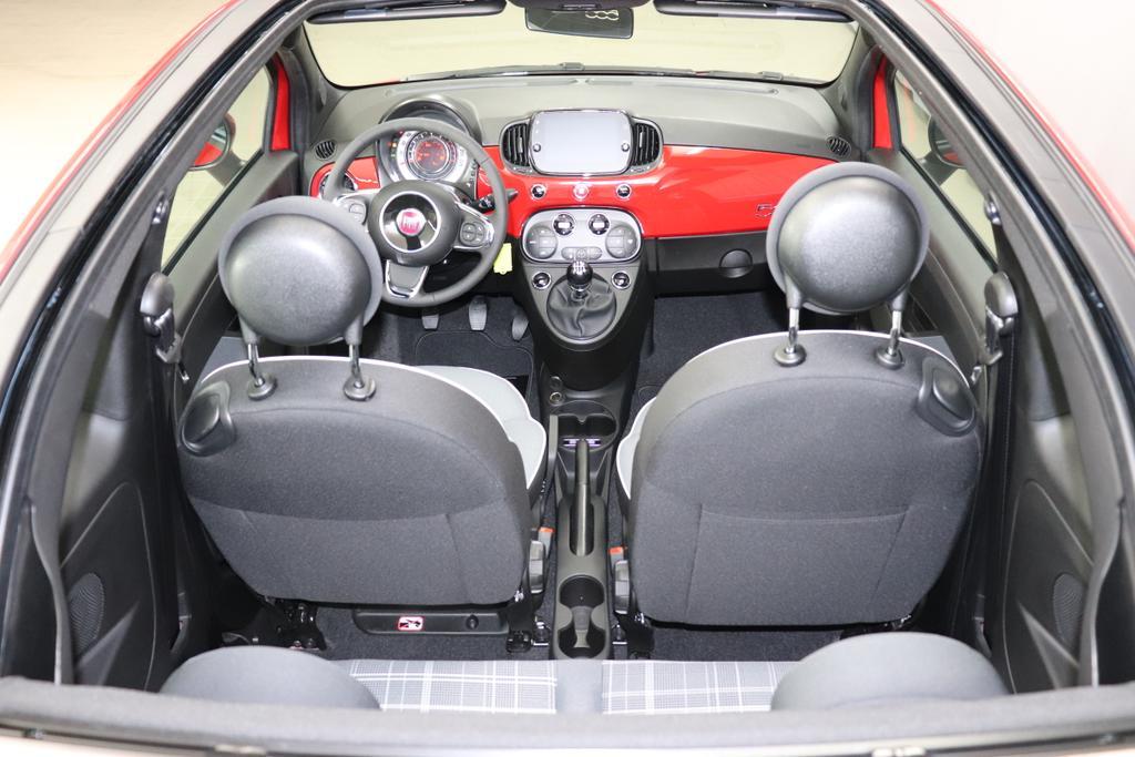 Fiat 500c Lounge Uvp 21 030 00 Euro 1 0 Gse Hybrid 70ps Serie8 Verdeck Elfenbein City Paket Parksensoren Hinten Licht Und Regensensor Klimaautomatik Nebelscheinwerfer Notrad Seitenschutzleisten Lackiert Mit Emblem 500 Uvm Gunstiger Kaufen