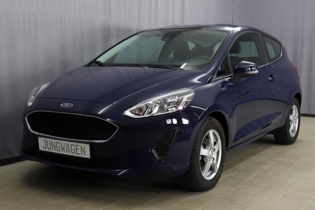 Ford Fiesta - Trend 1.0 Klimaanlage, Sitzheizung vorne, Lichtsensor, Multifunktionslenkrad, Sprachsteuerung, Freisprecheinrichtung, Tempomat, 15 Zoll, uvm.