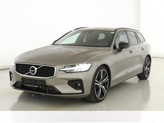 Volvo V60 - T6 AWD Geartronic R-Design,BusiPRO,Xenium,LadePRO