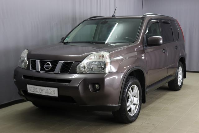 Nissan X-Trail - SE 4x4 2.4, Allrad, Radio/CD-Player, Navigationssystem, Klimaautomatik,4 Fach elekt. Fensterheber, Licht&Regensensor, Panoramadach, Nebelscheinwerfer, 16 Zoll Leichtmetallfelgen, uvm.