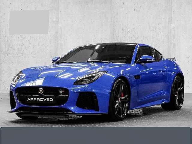 Jaguar F-Type - Coupe AWD Aut. SVR