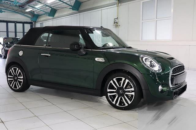 MINI Cabrio - COOPER S DKG CHILI NAVI-PLUS LED LM17