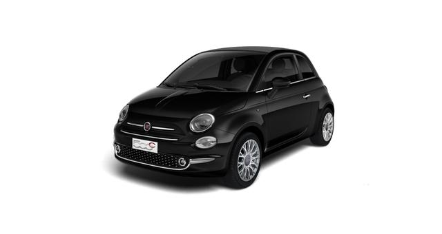 Vorlauffahrzeug Fiat 500C - Star UVP 22.480,00 1,2 8V Automatik,Verdeckfarbe GRAU , Navigationssystem, DAB, Klimaautomatik, PDC hinten, Apple Carplay / Android Auto, Licht und Regensensor, 16 Zoll Alufelgen, Notrad, Windschott uvm.