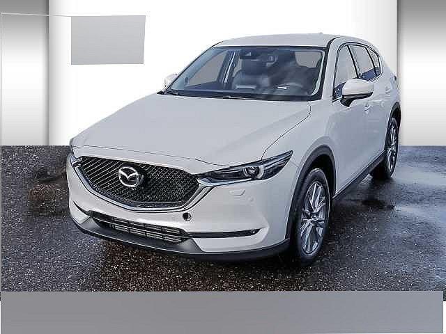 Mazda CX-5 - SKYACTIV-D 150 SCR Sports-Line Leder-S