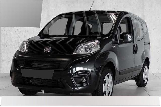 Fiat Qubo - 1.4 8V Lounge - Sitzheizung, Parksensoren, Klimaanlage