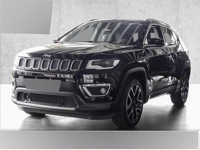Jeep Compass - 1.4 MultiAir Limited Beats Leder Navi