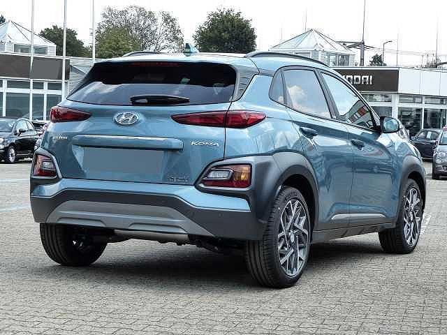 Hyundai Kona - 1.6 GDI DCT Hybrid Style Navi Klimaauto. Sitzheizung Lenkradheizung
