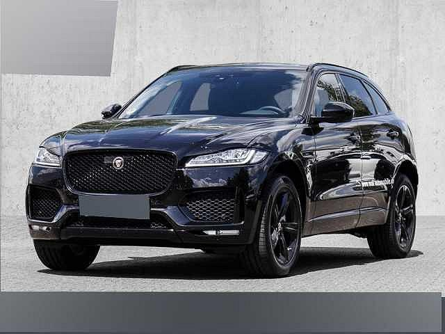 Jaguar F-Pace - 25t AWD Chequered Flag