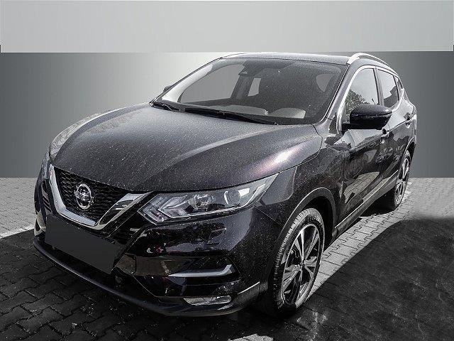 Nissan Qashqai - N-Connecta 1.3 DIG-T EU6d-T Navi Keyless Rückfahrkam. Panorama Fernlichtass.