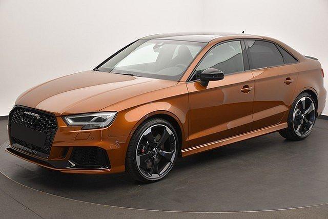 Audi RS3 - 2.5 TFSI S-tronic Pano/LED/Sportsi/Rückkam/Nav