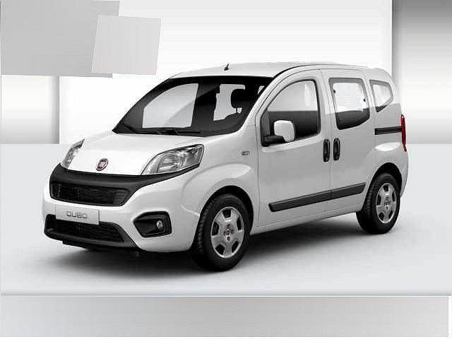 Fiat Qubo - 1.4 8V Lounge - Navi, Sitzheizung, Parksensoren