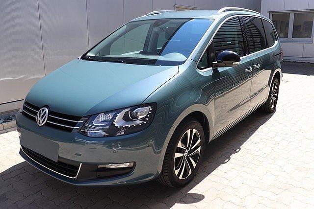 Volkswagen Sharan - 2.0 TDI DSG 7.Sitzer IQ Drive AHK,Navi,Xeno