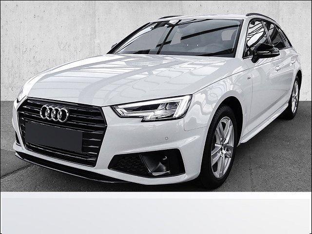 Audi A4 Avant - 35 TFSI S tronic line sport NAVI LED ALU PDC SHZ TEMPOMAT