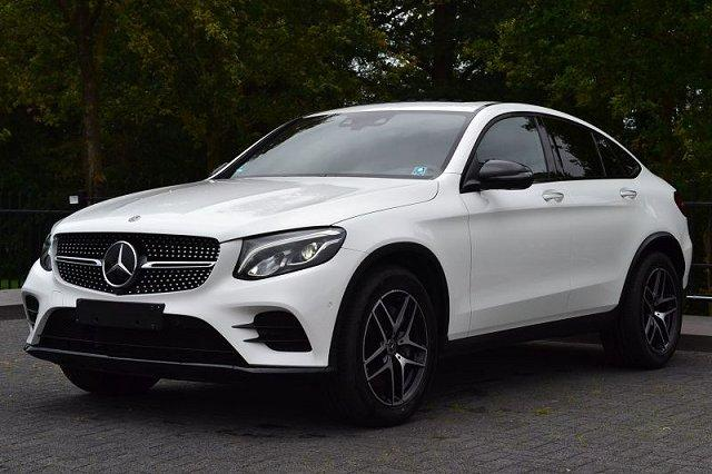 Mercedes-Benz GLC - 250 D 150 Coupé AMG Night 4M Airmatic