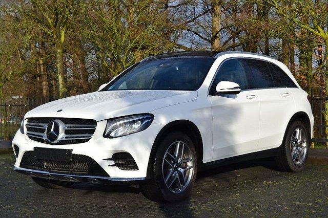 Mercedes-Benz GLC - 250 155 SUV AMG 4 Matic
