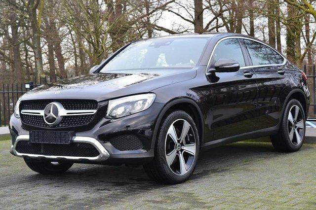 Mercedes-Benz GLC - 250 2.0 155 Coupé 4MATIC