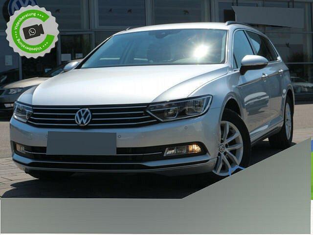 Volkswagen Passat Variant - 2.0 TDI DSG COMFORTLINE AHK+NAVI-