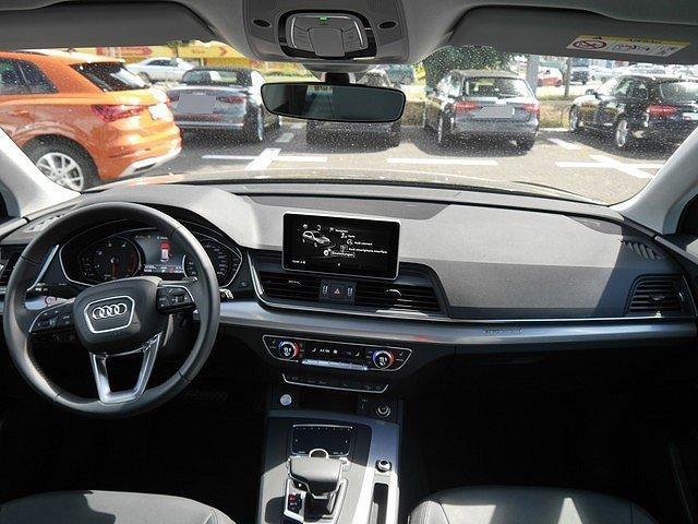 Audi Q5 40 TDI Q S tronic Design line 18 Zoll DAB Nav