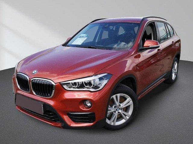 BMW X1 - sDrive20d Sport Line Steptronic SERVICE inkl.!Sport Aut. Business Package Navigation Anhängerkupp