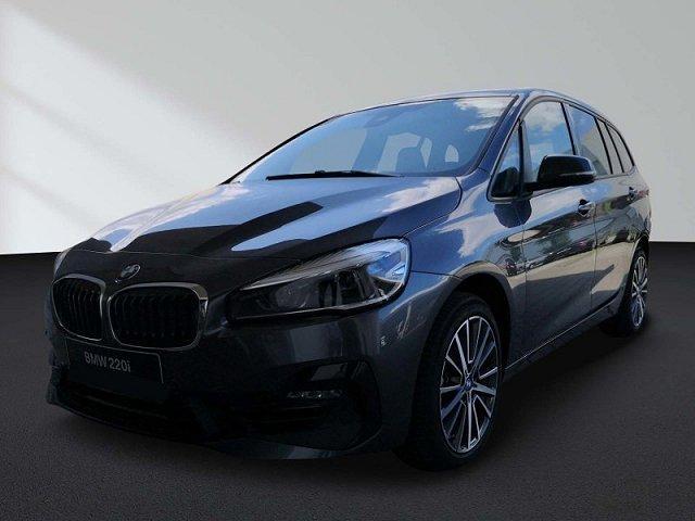 BMW 2er Gran Tourer - 220i Business Sport Line 7- Sitzer