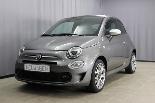 Fiat 500 Hybrid - Rockstar Sie sparen 5.460 Euro 1,0 Glasdach, Navigationssystem, DAB, MJ 2020, Klimaautomatik, Instrumentenanzeige als 7