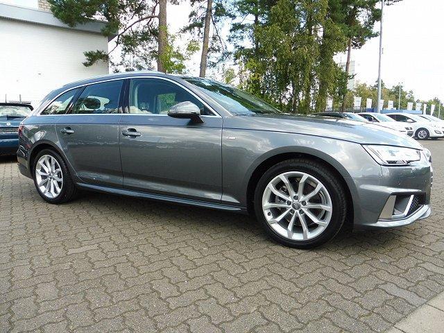 Audi A4 Avant - DESIGN 40TFSI S-TRONIC *S-LINE* +MATRIX